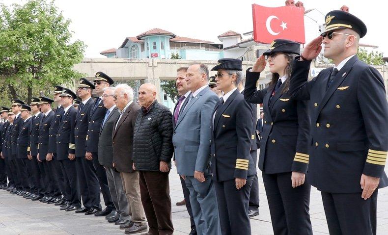 TALPA 'Dünya Pilotlar Günü'nü kutladı