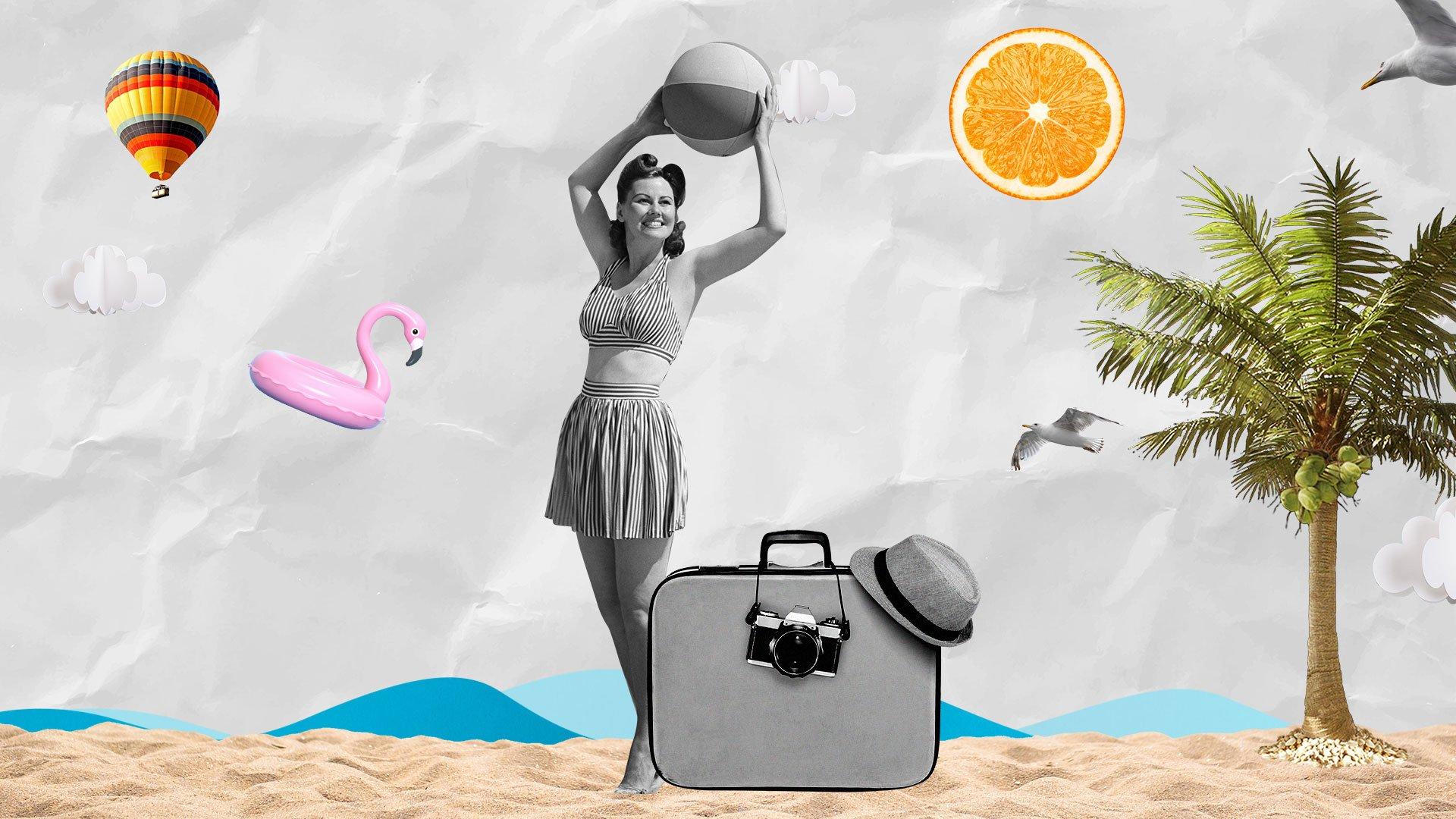 Tatilini bugün al, bavulunu hazırlarken öde!