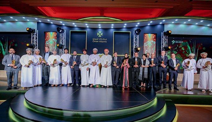 TAV'ın Umman operasyonlarına mükemmellik ödülü