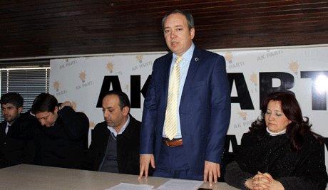 Tavas, Milletvekili aday adaylığını açıkladı.