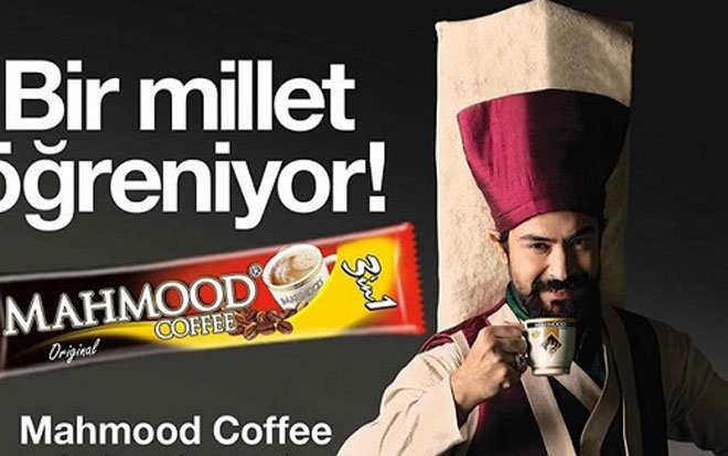 Taylan Güner Mahmood Coffee'nin Marka Yüzü Oldu