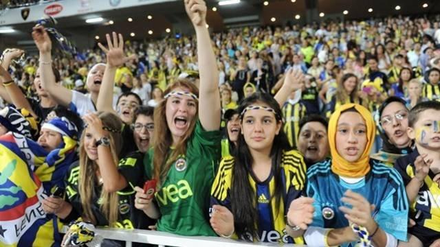 Tebrikler Fenerbahçe