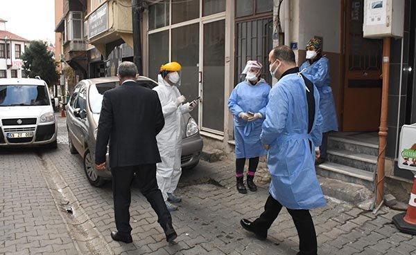 Tekirdağ'da vaka sayıları yüzde 30 düştü (video)