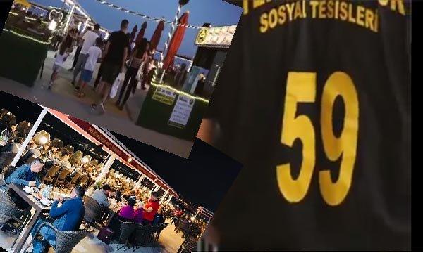 Tekirdağ Spor Sosyal Tesisleri Her Gece Canlı Müzik(video)