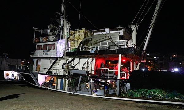Tekirdağlı balıkçılar, 'Vira bismillah' dedi