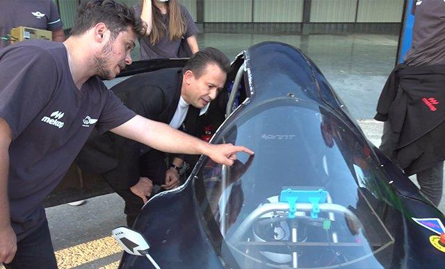 Teknofest, Elektrikli Araç Yarışlarında öğrencilere destek