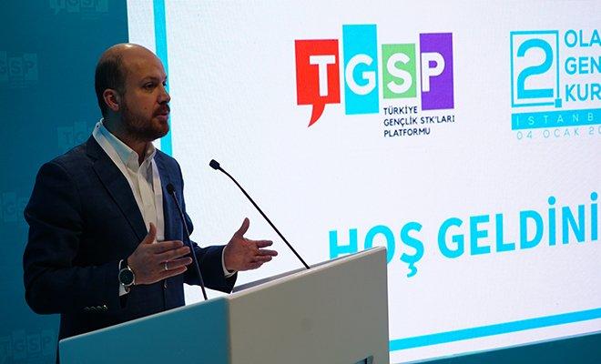TGSP'nin Ana misyonu politik ya da siyasi değildir