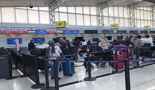 THY ABD'deki Türkler için Chicago'dan tahliye uçuşu düzenledi