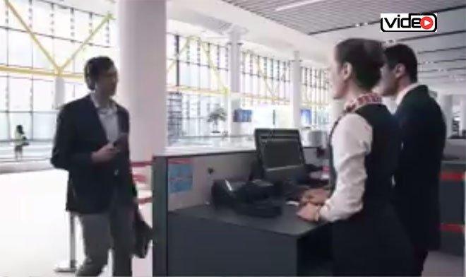 THY, İstanbul Havalimanı için tanıtım video