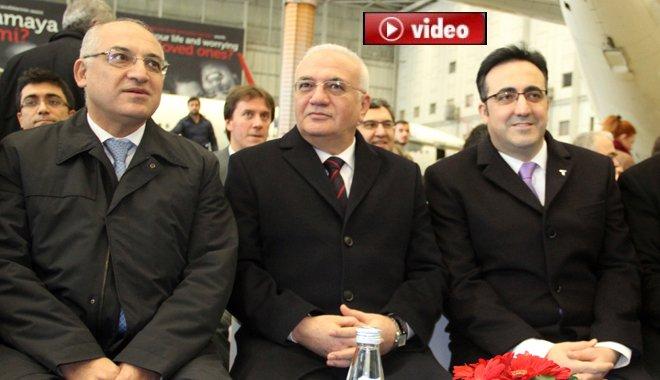 """THY'nin Özel Tasarlanan """"Discover The Potential-Turkey"""" Yazılı Uçağı Tanıtıldı"""