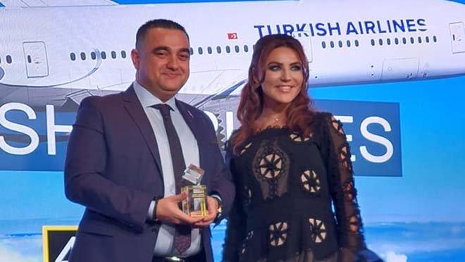 """THY Rusya'da """"en iyi havayolu"""" seçildi"""