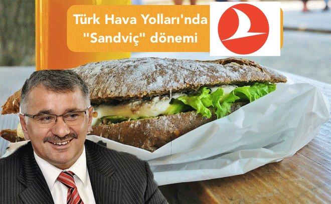 THY sandviçi zehirledi!