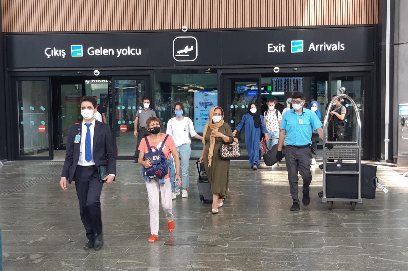 THY, Temmuz ayında 5,5 milyon yolcuya hizmet verdi