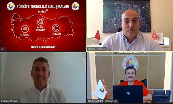 TOBB ve Vodafone'dan KOBİ'lere özel E-Ticaret desteği