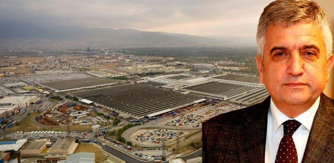 Tofaş'a EBRD'den 200 milyon Euro'luk kredi
