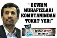 Ahmedinejad 'Basın Özgürlüğü İstemiş'