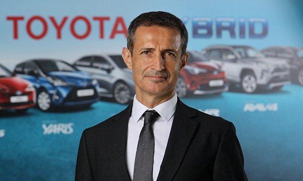 Toyota'nın Yeni COO'su İsmail Ergun Oldu