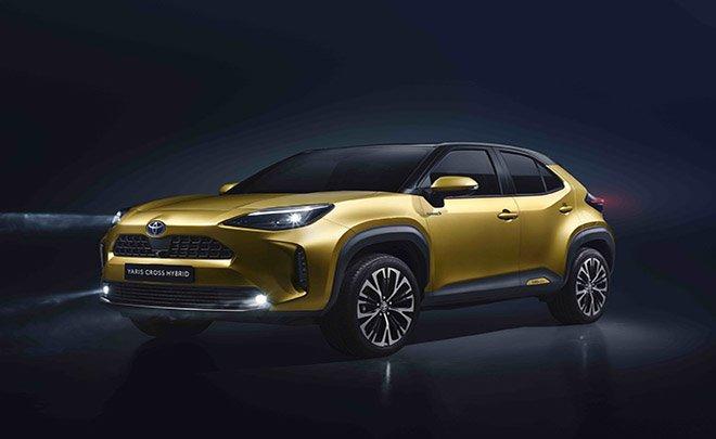 Toyota'dan Tamamen Yeni B-SUV: Yaris Cross