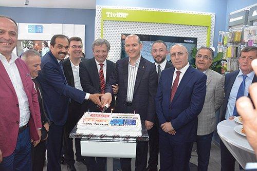 Trabzon'da Uzun Telekom hizmete girdi