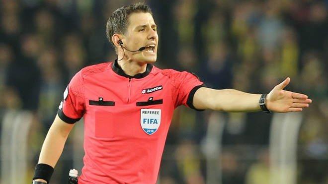 Trabzonspor - Fenerbahçe maçını Halil Umut Meler yönetecek