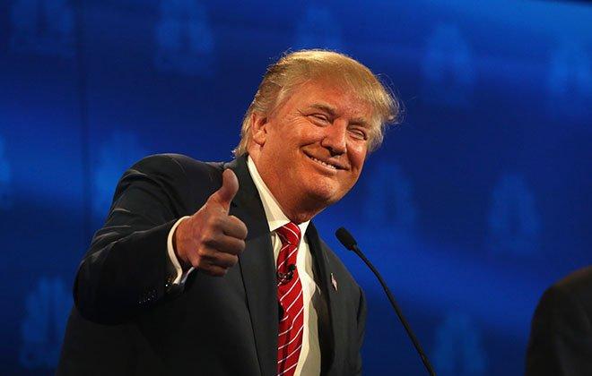 Trump Suudi Arabistan'a teşekkür etti