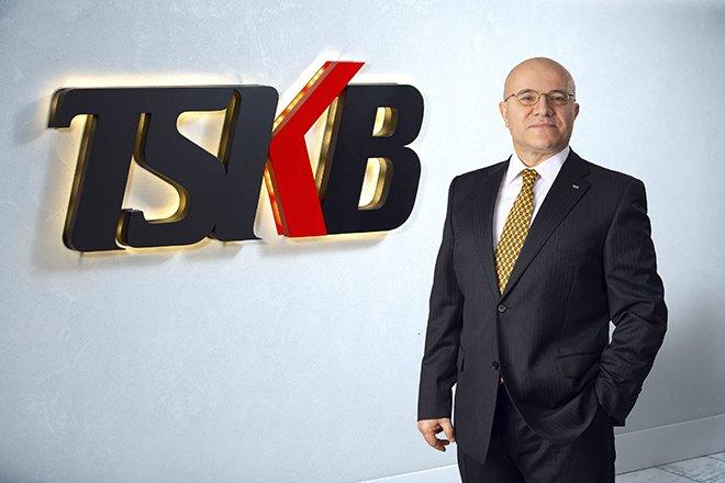 TSKB'nin yıl sonu kredi büyüklüğü 28,2 milyar TL'ye ulaştı