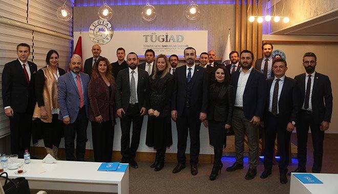 "TÜGİAD Ankara ile ""Gündem Ankara"""