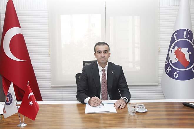 TÜGİAD Başkanı Yıldırım,Ankara projesini anlatıyor