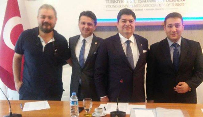 TÜGİAD'ın Akademi Başkanı Taha Tuğrul