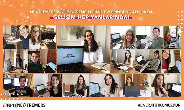 Tüpraş'tan Online Çalışma Deneyimi ve Yaz Stajı İmkanı