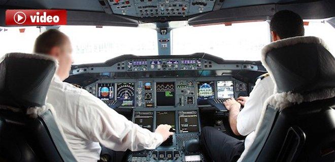 Türk Hava Yolları Pilotu İsyan Etti