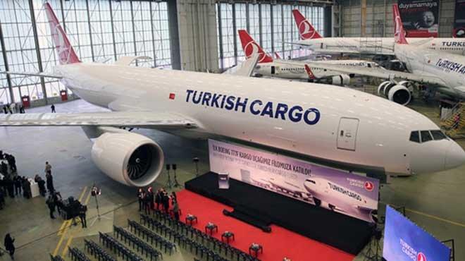 Türk Hava Yolları'ndan ilâve Boeing 777 siparişi