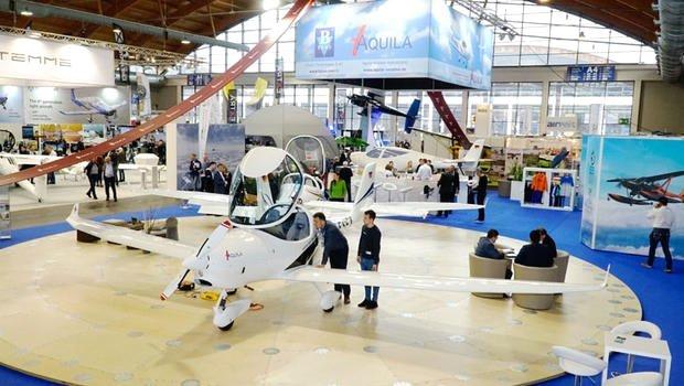 Türk Kartalı, Almanya'nın Gözde Havacılık Fuarında
