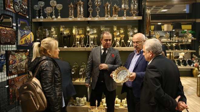 Türk Üretiminin Kalitesi Uluslararası Pazarda Sergilendi