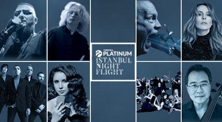 Turkcell Platinum İstanbul Night Flight Ocak Ayında Başlıyor