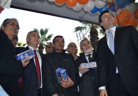 Turkcell'den Denizli'ye 5 yeni iletişim merkezi