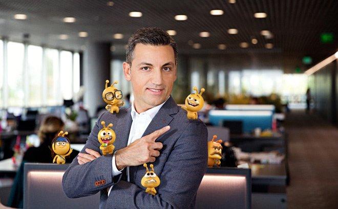Turkcell'in yeni reklam yüzleri Emocanlar oldu