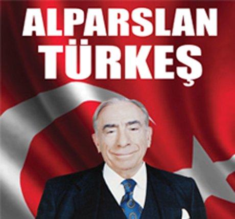 Türkeş'in hayatı kitap oldu
