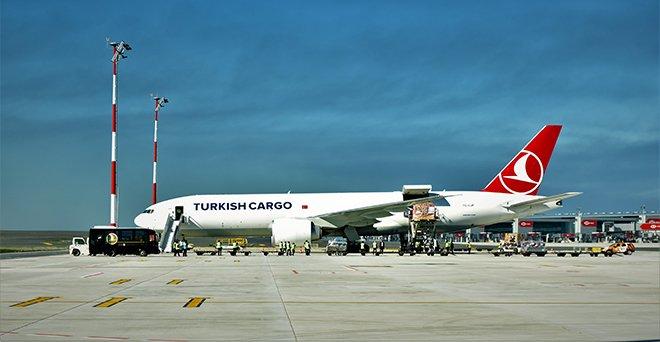 Turkish Cargo, istikrarlı büyümesini sürdürüyor