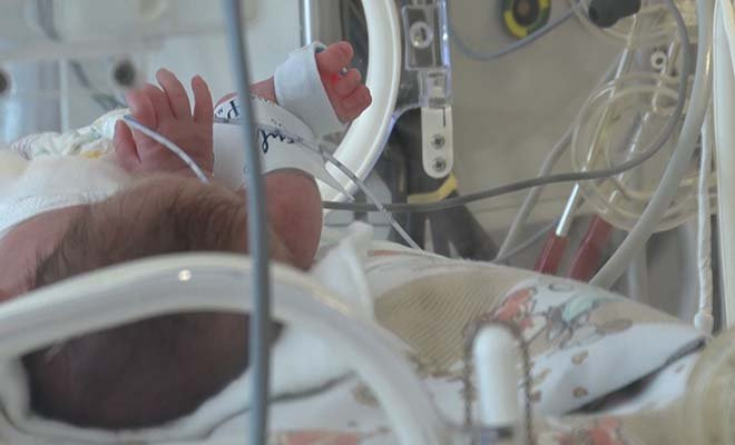 Türkiye'de 10 bebekten 1'i prematüre doğuyor