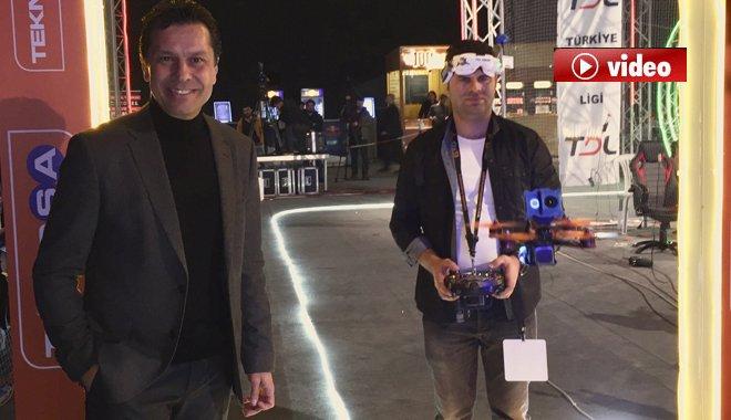 Türkiye Drone Ligi Yarışları Start Aldı