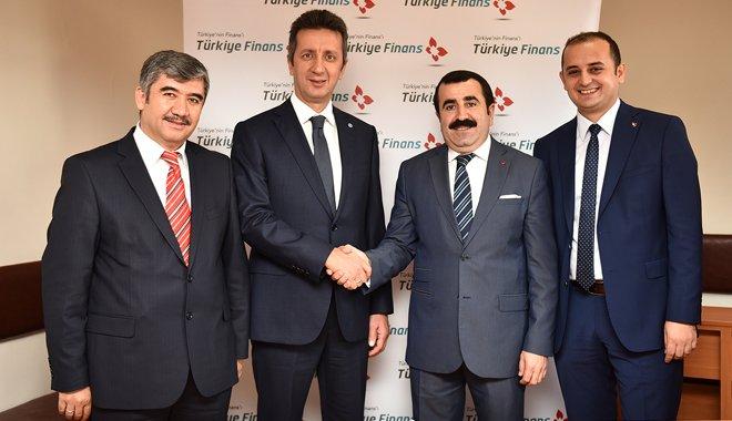 Türkiye Finans, Yufkacı ve Kadayıfçı esnafının da yanında