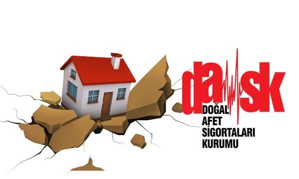 Türkiye genelinde DASK duyarlılığı