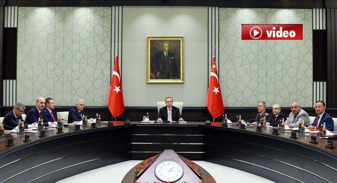 Türkiye genelinde üç ay OHAL ilan edildi