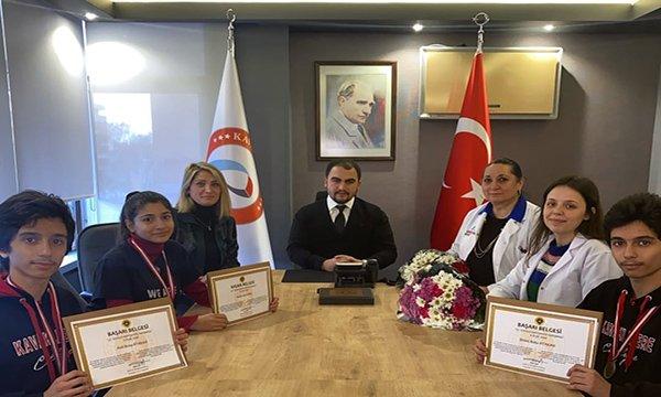 Türkiye'nin eğitim markası kavaklıdere koleji