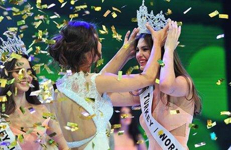 Türkiye'nin en güzel kızı seçildi!