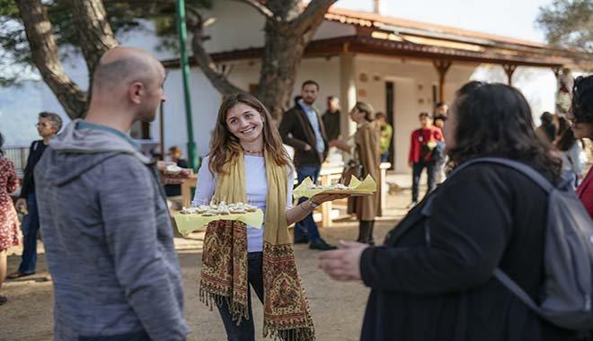 Türkiye'nin ilk doğa koruma kütüphanesi İzmir'de açıldı