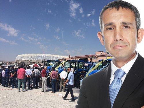 Türkiye tarım sektörünün lideri TürkTraktör