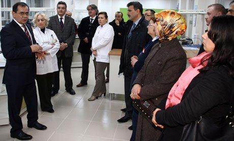 Türkiye'nin 5'nci Ağız ve Diş hastanesi