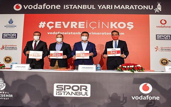 Türkiye'de bir ilk: Sanal Yarı Maraton